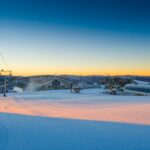 Mt Buller wakes to another stunning morning on top of the world