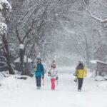 Woodridge Snowfall Lifestyle