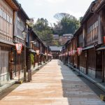 Higashi Chaya District - Summer