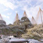 Kenrokuen Garden - Winter