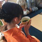 Kimono and Tea Ceremony