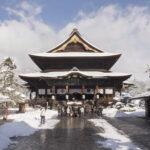 ©︎Zenkoji Temple